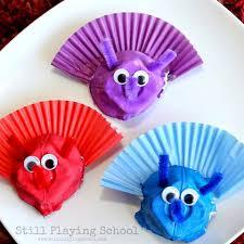 60 simple affordable yet fun diy cupcake liner crafts