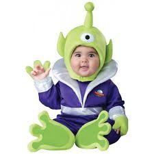 Toy Story Halloween Costumes Toy Story Alien Costume Ebay