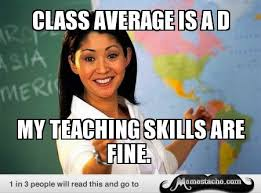unhelpful high school teacher meme unhelpful high school teacher