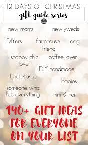 12 days of christmas 2016 gift guides making manzanita