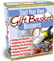 gift basket business starting a gift basket business
