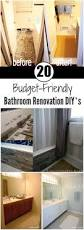 Diy Bathroom Renovation by Diy Bathroom Renovation Stunning Courtesy Of Jenna Sue Design Co