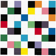 color chart at moma yatzer