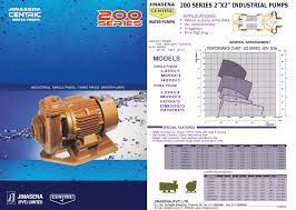 Single Phase Water Pump Motor Price Industrial Pumps Jinasena Group