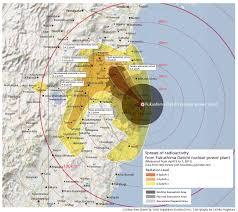 Fukushima Fallout Map by 国 自治体による高さ1m 0 5m計測を中心とした放射線量マップ