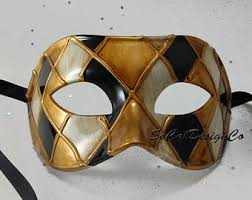 mens venetian mask masquerade mask men etsy