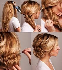 Frisuren Zum Selber Machen Mit Anleitung Und Bild Mittellange Haare by Einfache Und Schöne Frisuren Selber Zu Machen Ist Gar Nicht Schwer