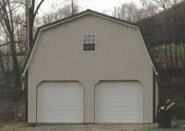 Gambrel Roof Garages by Garages 2 Story Structures Duncansville Pa
