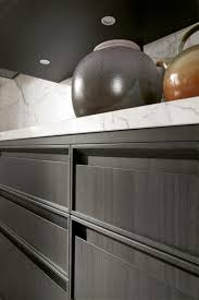 linear kitchen with integrated handles timeline by aster cucine