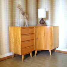 mid century modern corner cabinet original mid century sideboards you gonna love fakin the fiftees