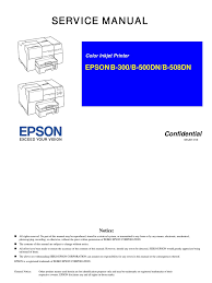 b 300 500dn a service manual ip address printer computing