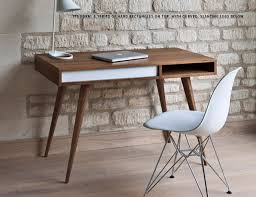 Modern Desk Uk Magnificent Small Modern Desk 22 White Simple Corner