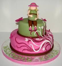 mod mom cake ideas