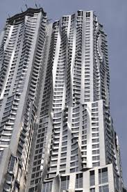 frank gehry beekman tower completed