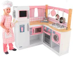 childrens wooden kitchen furniture kidkraft play kitchen for kids affordable modern home decor the