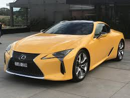 lexus 2017 sports car lexus lc500 u0026 lc500h pricing and specs luxury sports flagship