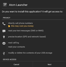atom launcher apk how to rev your nexus 7 tablet with a smartphone only android