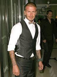 new years ties david beckham fashion clothing bowtie vest trendy dressed