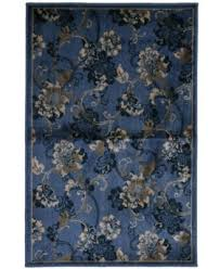 bacova accent rugs bacova rugs elise blue 19 7 x 32 8 accent rug bath rugs bath