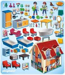 cuisine playmobil 5329 playmobil 5167 maison transportable playmobil