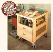Free Woodworking Plans Projects Patterns by Rolling Shop Cart 1 Construction By Dakremer Lumberjocks