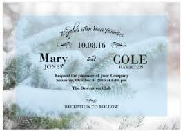 Christmas Wedding Invitations Elegant Christmas Wedding Invitations