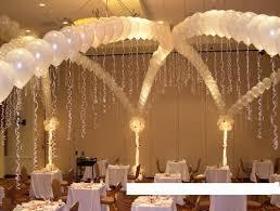wedding arches columns floor arches balloons decoration wedding