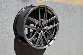 lexus wheels 18 set of 4 wheels 18 inch hyper black rims fits 5x114 3 et35 lexus