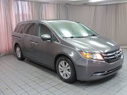 Honda Odyssey 2014 Roof Rack by 2014 Used Honda Odyssey 5dr Ex L At North Coast Auto Mall Serving