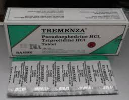 Obat Tremenza tremenza manfaat dosis efek sing dan harga