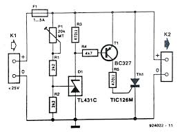 voltage sensing relay wiring diagram sensitive module alternator