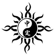 cool tribal yin yang clip photo pictures images and