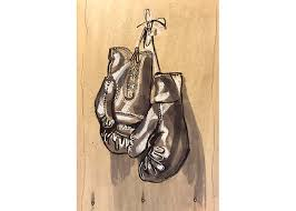 your boxing gloves live sketches sketchoff makeastartinart
