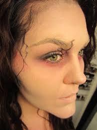 zombie halloween makeup misshollyberries