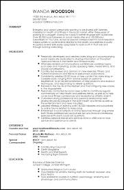 Host Resume Sample by Free Creative Radio Host Resume Template Resumenow