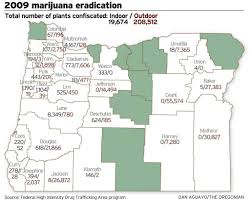 Tillamook Oregon Map by Remote Oregon Counties Gearing Up For Another Busy Pot Growing