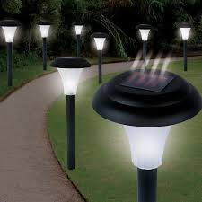 trademark global 13 5 high cordless solar accent lawn lights 82