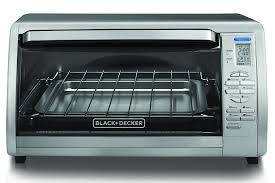 Black And Decker Home Toaster Oven Black U0026 Decker Cto6335s Stainless Steel Countertop Convection Oven