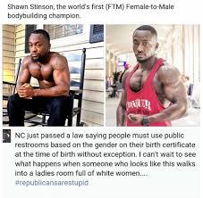 Female Bodybuilder Meme - ftm transgender bodybuilder shawn stinson speaks out on anti trans