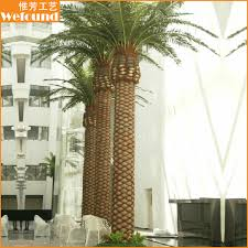 outdoor large artificial date palm tree we found limited