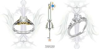 geeky engagement rings how to design a custom engagement ring takayas custom jewelry