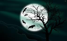 the halloween night typotic