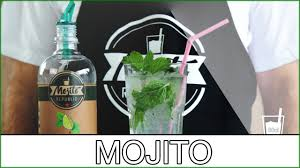 mojito cocktail bottle mojito avec un shaker mojito republic youtube