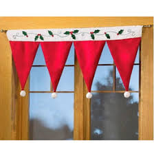 Santa Curtains Curtains Short Windows Online Curtains Short Windows For Sale