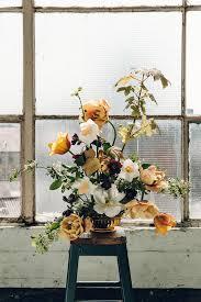 design sponge spring floral arrangement by swallows damsons design sponge