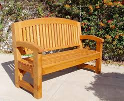 memorial benches curved wood memorial bench outdoor redwood seating