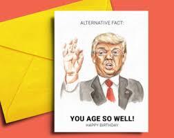 anti trump card etsy