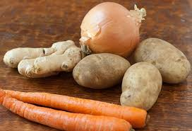 Is Ginger Root A Vegetable - the root of the matter tubers bulbs and taproots the plant farm