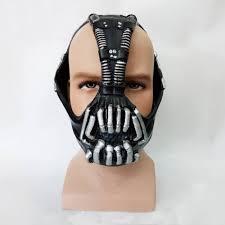 batman masquerade mask bane mask in the batman for