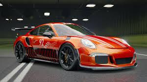 porsche 911 carrera gt3 rs 2016 porsche 911 gt3 rs fh3 kudosprime com